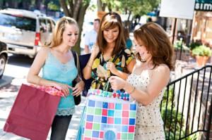 Ladies Shopping